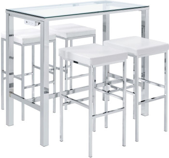 Everett Dining Set with USB Connection