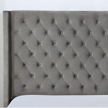 Adita Gray Bed