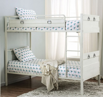 Derring Twin/Twin Bunkbed