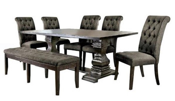 PENN Gray 6-PC Dining Set