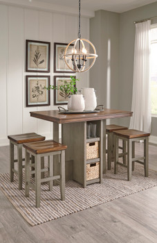 Arrian 5PC Dining Set