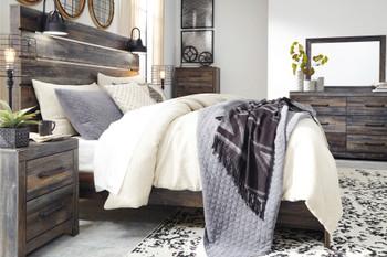 EMEK Brown Bedroom Set