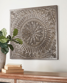 "GRISTINA 36"" Wide Wall Decor"