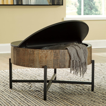 Carrieann Coffee Table