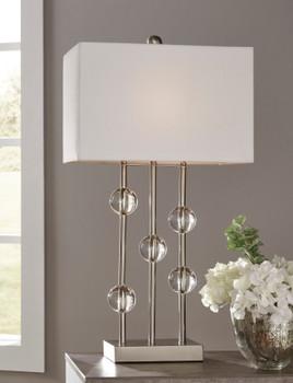 "VOREK 32""H Table Lamp"