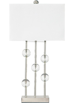 "VOREK 32""H Table Lamp"