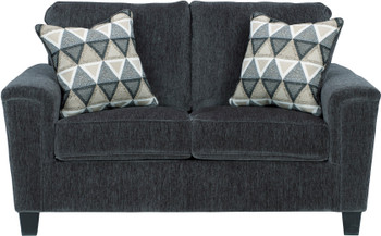 "GAVINA Gray 65"" Loveseat"