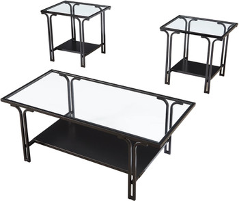 Geriman 3 Piece Tables
