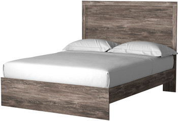GATELL Gray Bed
