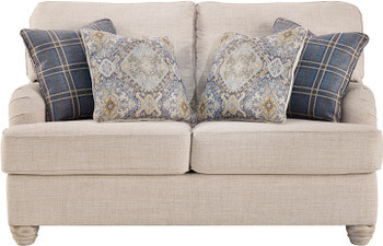 "VIVALDI 67"" Wide Loveseat"