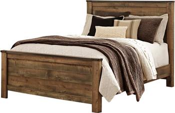 BENNI Panel Bed
