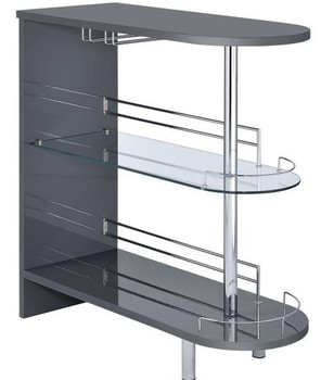 NEO Gloss Gray Bar Unit