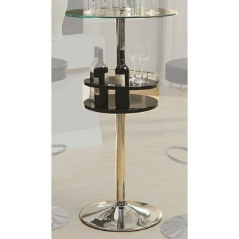 PAINE Bar Table with Storage