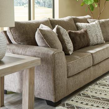 "MANAUS 97"" Wide Sofa"