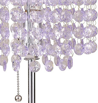 "EUNIZE 19""H Table Lamp"