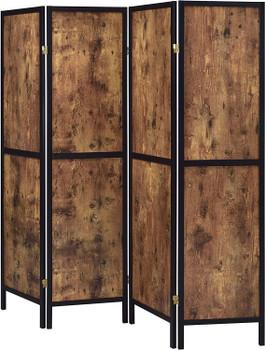 KEZNER 4-Panel Room Divider