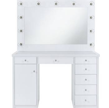 VICKIE Vanity Desk and Mirror