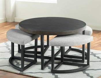 TAMA Coffee Table with Stools