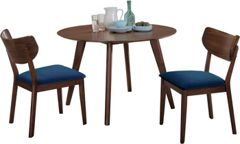 CLARIBEL 3 Piece Dining Set
