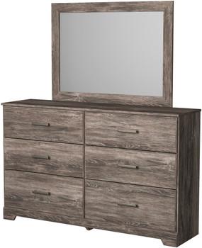 GATELL Dresser & Mirror
