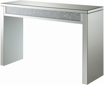 "ZARAH Mirrored 47"" Wide Sofa Table"