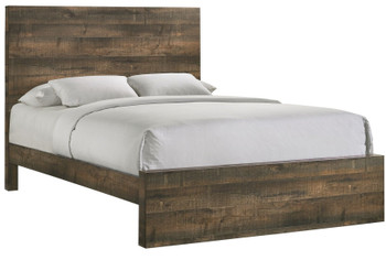 SIMON Panel Bed