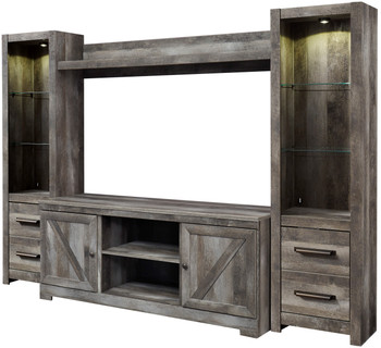 Dextre 4 Piece Wall Unit