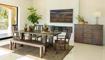 NORA 6 Piece Dining Set