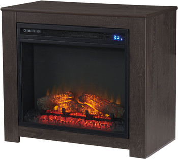 "NEWTON 30"" Wide Fireplace"
