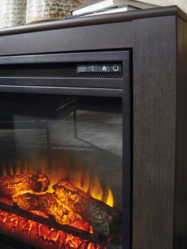 "NEWTON 30"" Wide Fireplace"