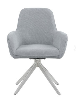 MELENA Swivel Dining Chair