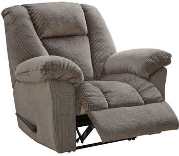 "EMERSON 47"" Wide Tan Zero Wall Recliner"