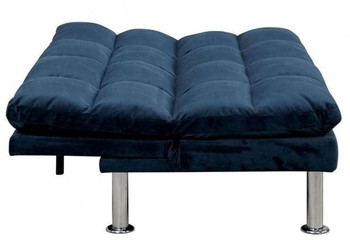 Ilean Blue Sofa Bed