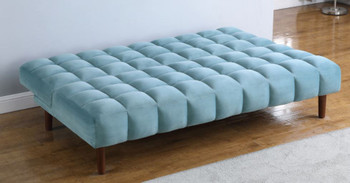 SADIE Teal Sofa Bed