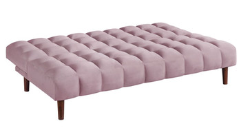 SADIE Pink Sofa Bed