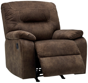 Reuben Brown Recliner