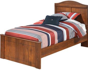 Hubert Panel Bed
