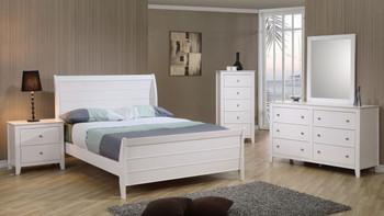 CADALYN 5 Piece Platform Bedroom