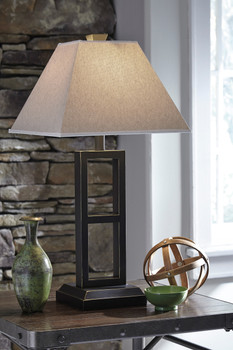 "Haart 27""H Table Lamp"