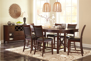 Collenburg 7 Piece Dining Set