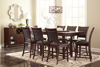 Collenburg 9 Piece Dining Set