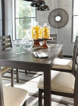 DEMITRIO 7 Piece Dining Set