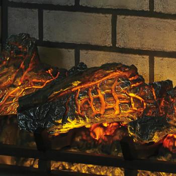 """KRAKLIN 31"""" Wide Fireplace Insert"""