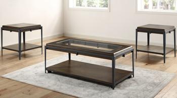REVEON 3 Piece Table Set