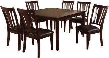 JAVANA 7 Piece Dining Set