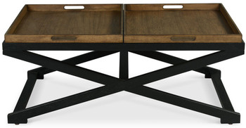 BECKETT Coffee Table with Trays