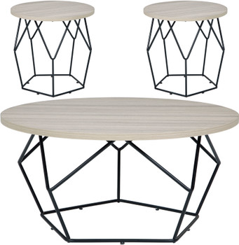 SILVANO 3 Piece Tables