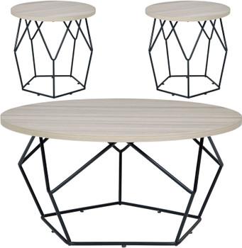 SILVANO 3 Piece Tables
