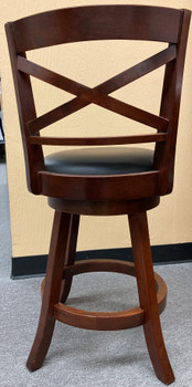 "SENECA Cherry 24"" Counter Stool"