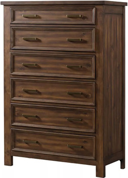 MAXIMO 6-Drawer Chest